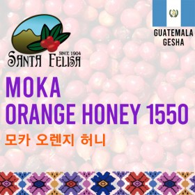 Moka Orange Honey 1550