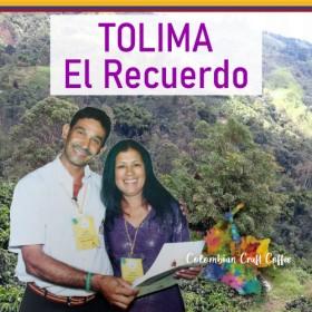 TOLIMA / Ofelia Naruáez